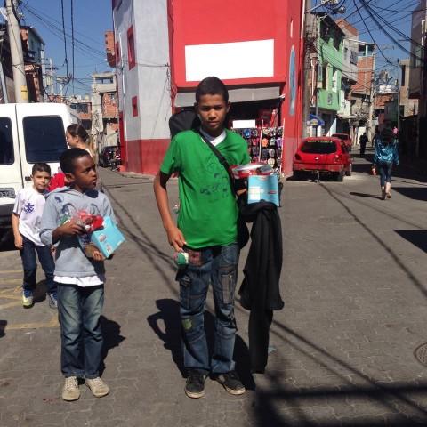 Tio Óscar em Jaguaré